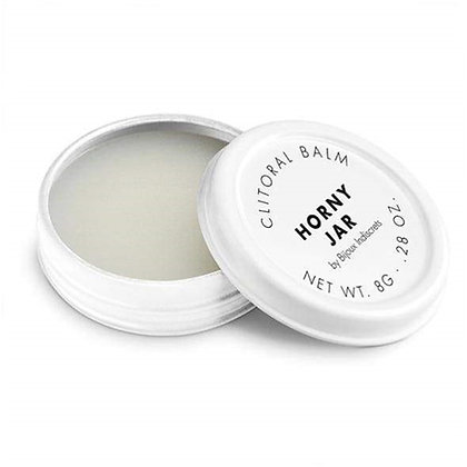 Bijoux Indiscrets - Clitherapy Clitoral Balm - Horny Jar - 8 g