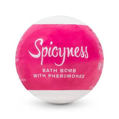 Obsessive - Badebombe mit Pheromonen - Spicy