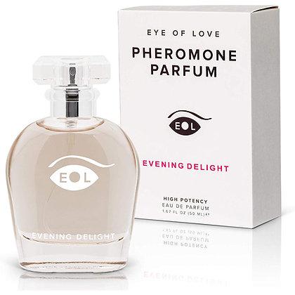 Eye Of Love - Evening Delight - Pheromon-Parfüm - 50 ml