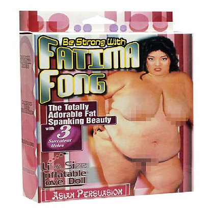 You2Toys - Fatima Fong Love Doll