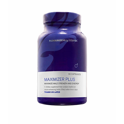 Viamax - Maximizer Plus - 60 Kapseln
