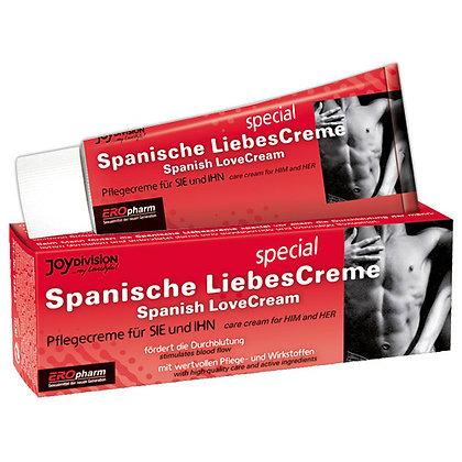 Joydivision - Spanish Love Cream Special - 40 ml