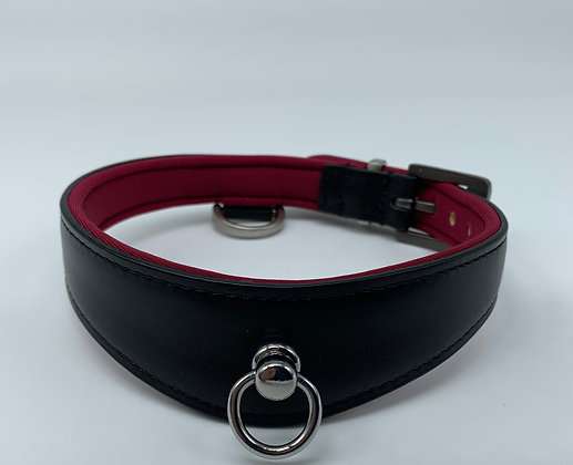 Black Swan - Collar Black Berry