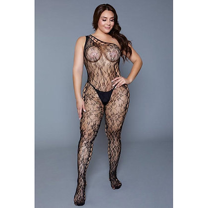 Be Wicked - Keep up tonight Catsuit - Plus Size