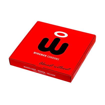 Wingman Condooms - Wingman Kondome - 12 Kondome
