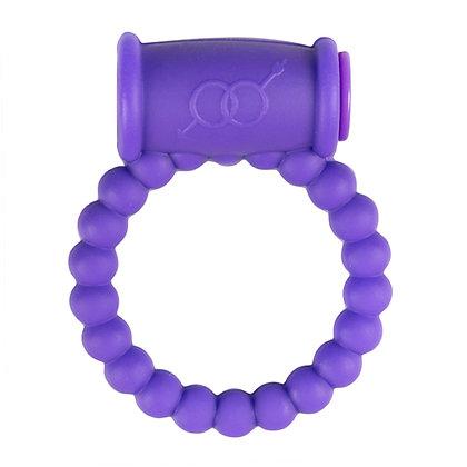 Cockring Mit Vibrator - Violett