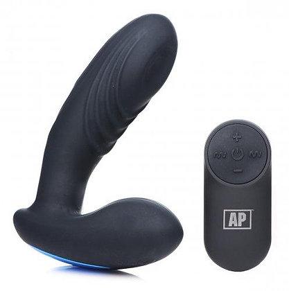 Alpha-Pro - P-Thump Prostatavibrator mit Fernbedienung