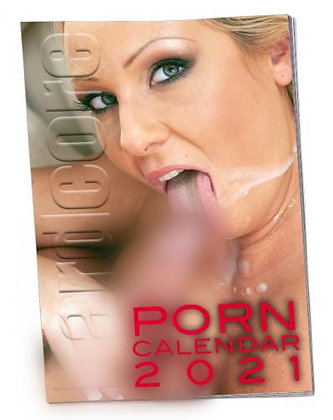 You2Toys - Pin-up Porno-Kalender 2021