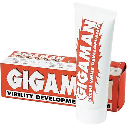 Ruf - Gigamen Peniscreme - 100 ml