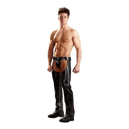 Svenjoyment Underwear - Chaps aus Kunstleder