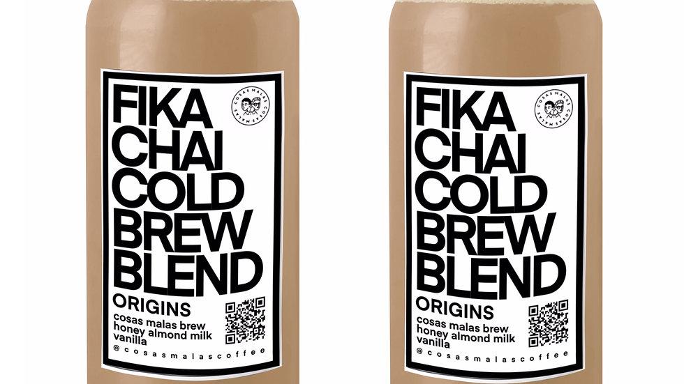 Fika Chai Cold Brew (2 Quarts)