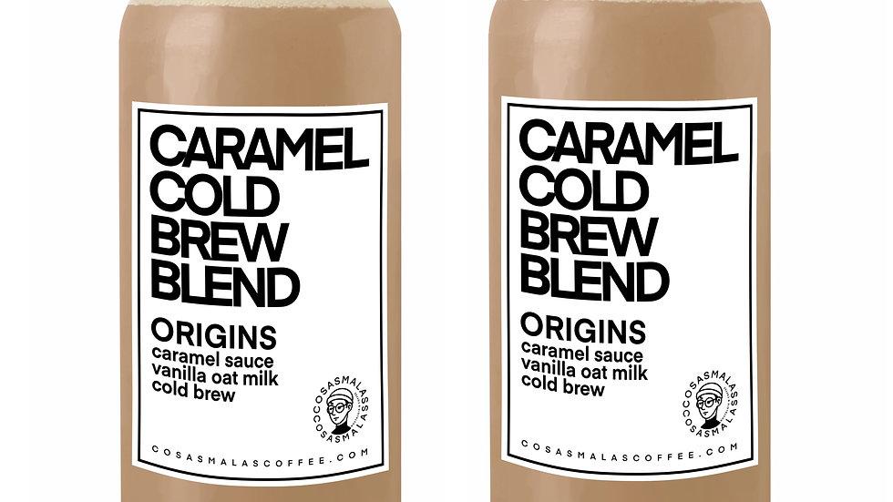 Caramel Cold Brew ( 2 Quarts)