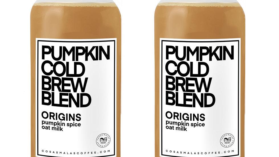 Pumpkin Cold Brew (Half Gallon)