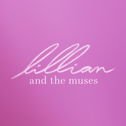 Logo created for musician Lillian and The Muses.