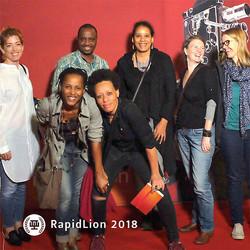 RapidLion 2018