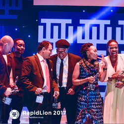 RapidLion Awards Ceremony 2017
