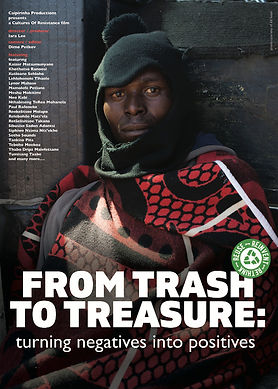 From trash to treasure: turning negatives into positives in Lesotho