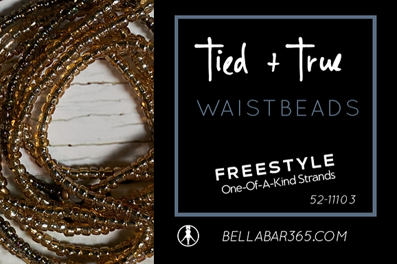 GOLD One-Of-A-Kind Waistbeads