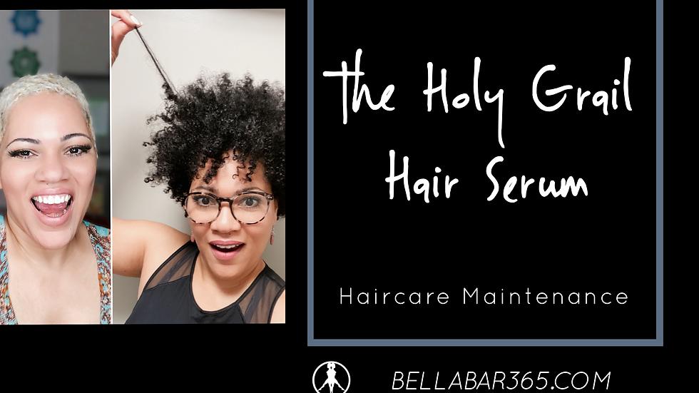 THE HOLY GRAIL HAIR SERUM