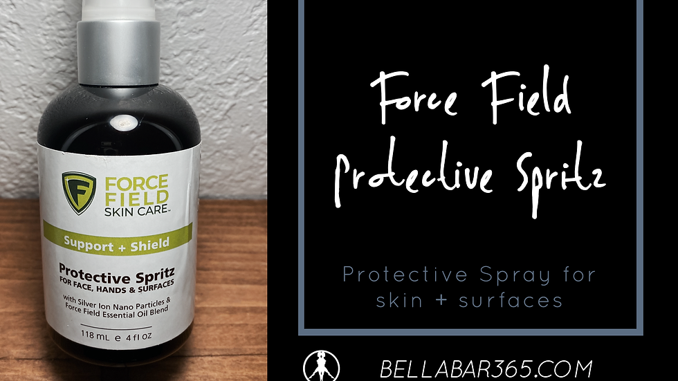 FORCE FIELD PROTECTIVE SPRAY