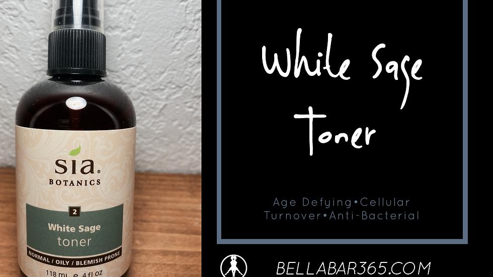 WHITE SAGE TONER