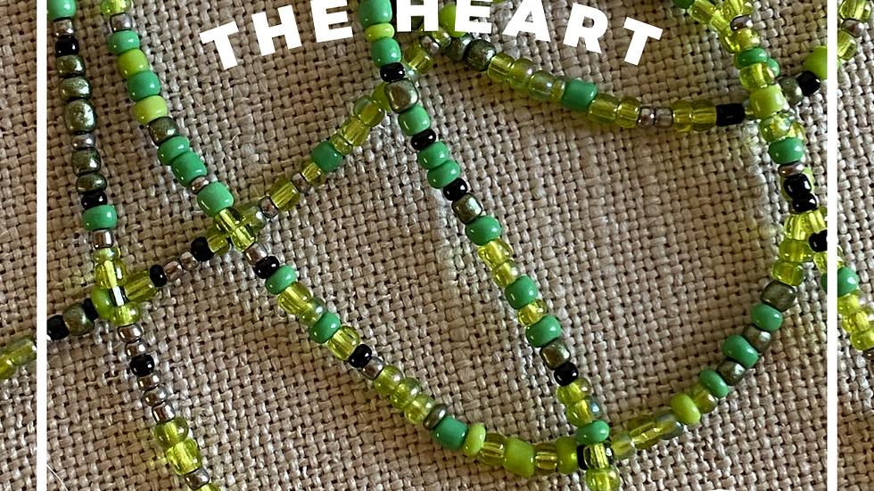THE HEART Waistbeads