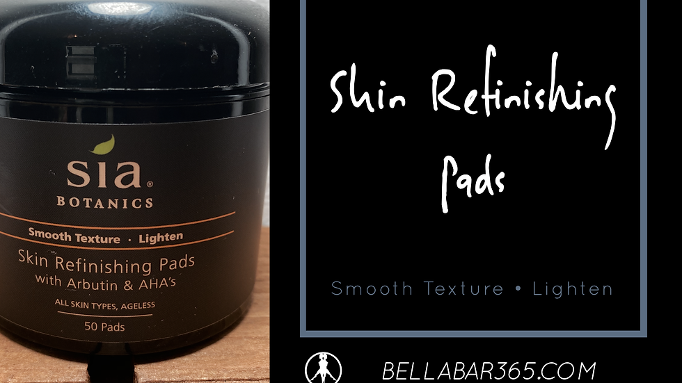 SKIN REFINISHING PADS