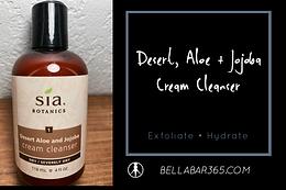 DESERT, ALOE, + JOJOBA CLEANSER