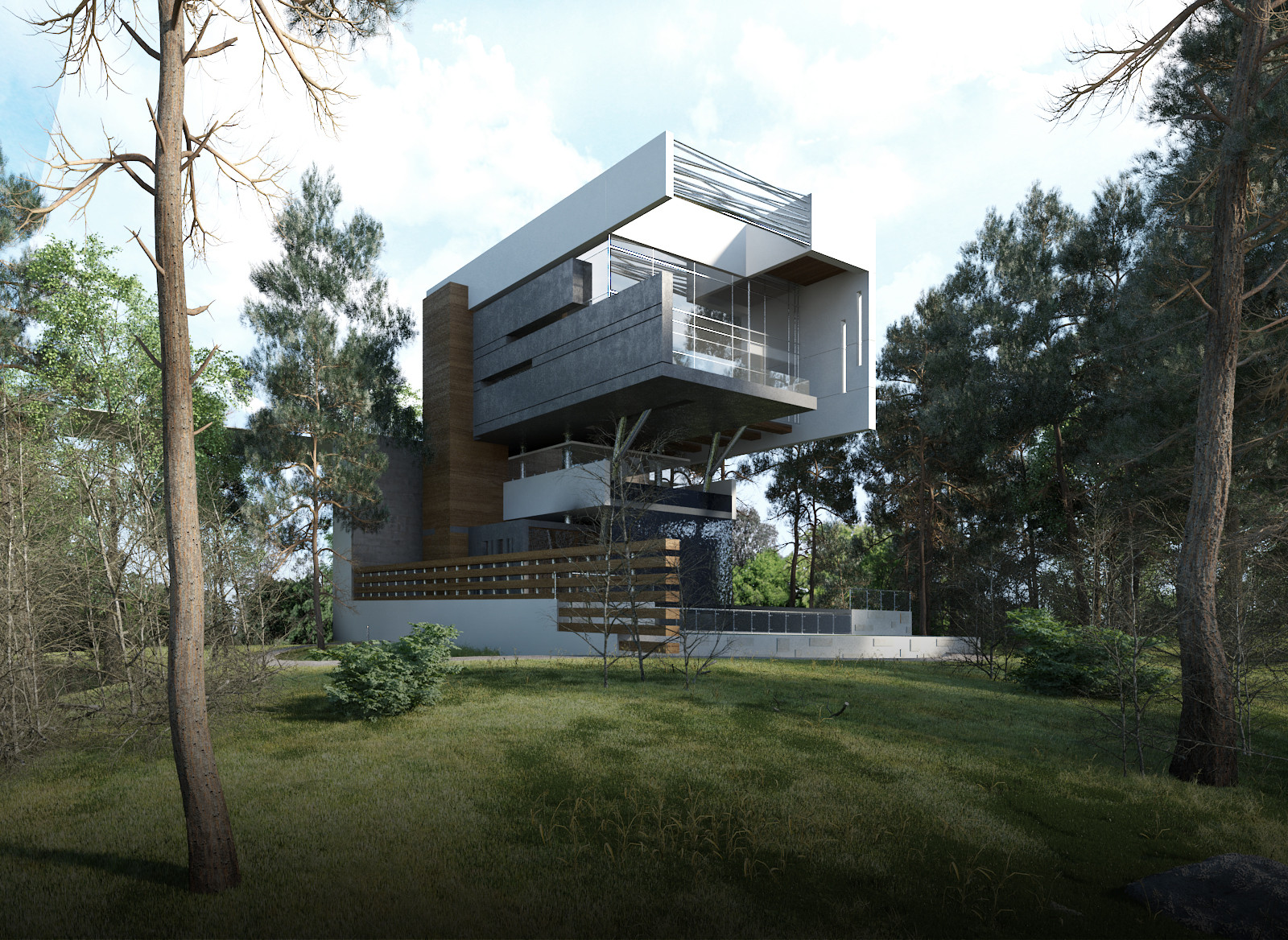 Portfolio | architectural visualisation