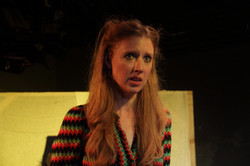 "Lily in ""Knackerman"" 2013"
