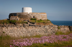Fort Houmet, or the Cup and Saucer