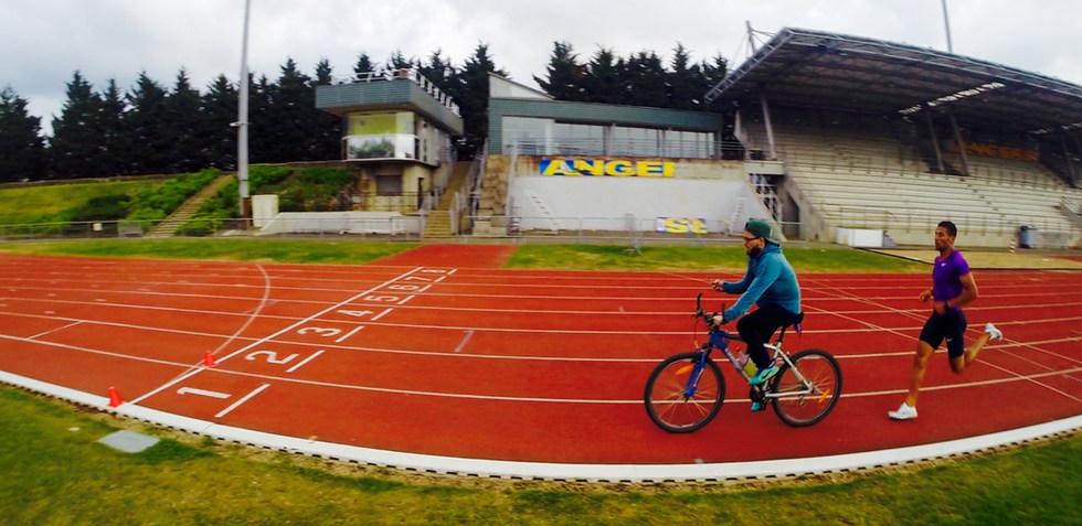 Training An Olympic Champion