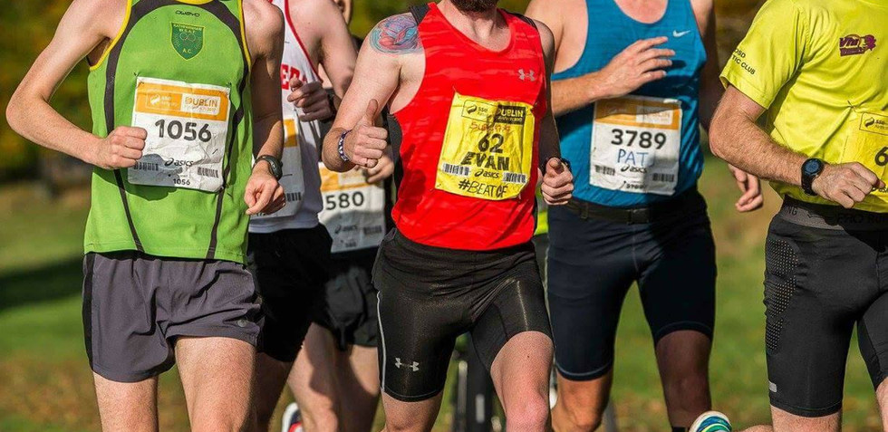 Half Way Around The Marathon