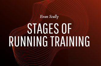 Stages Of Running Training