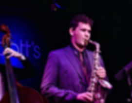 Ronan Perrett Saxophone, Ronnie Scotts