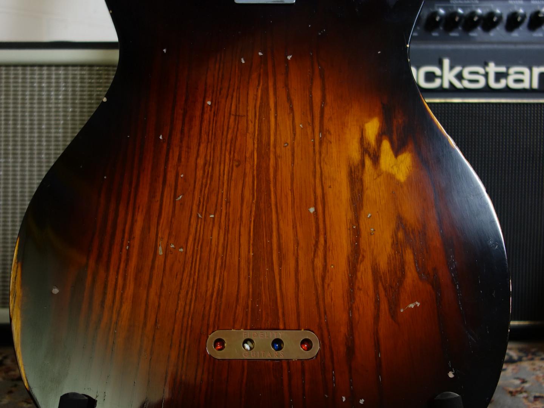 Fidelity Guitars - Thundermaker Bass (43