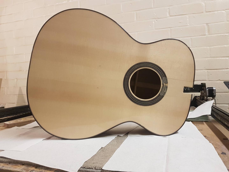 Fidelity Guitars - Finishing Service (10