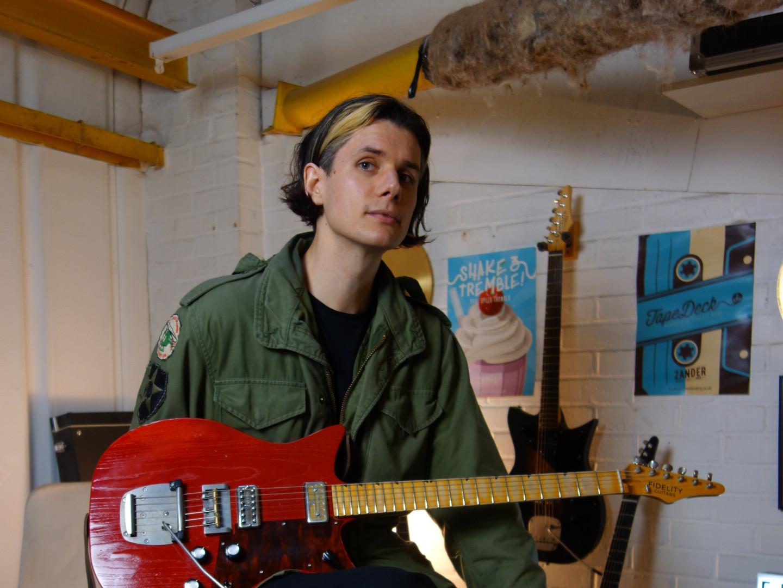 Fidelity Guitars - Josh Hayward Signatur