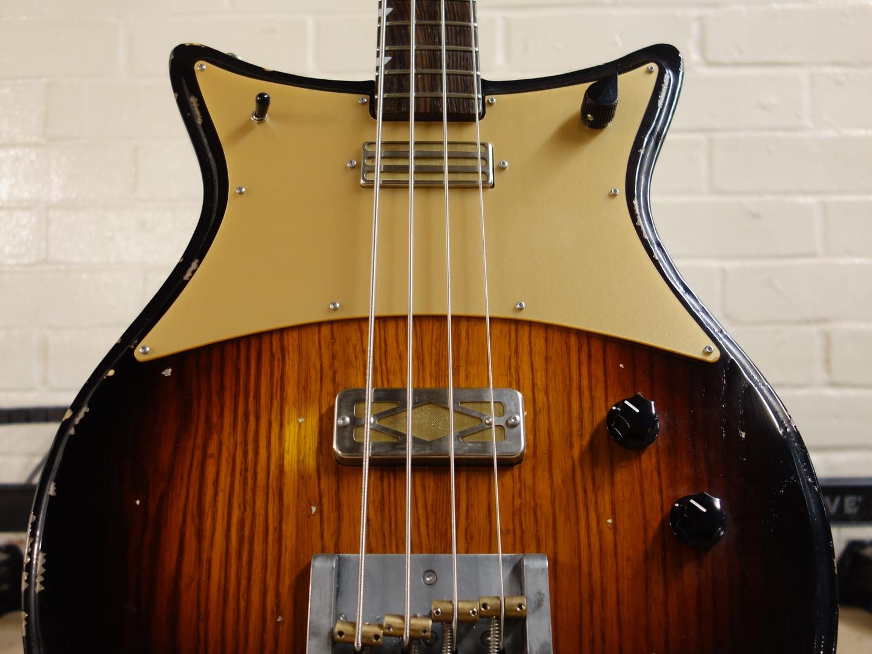 Fidelity Guitars - Thundermaker Bass (17