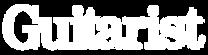 Guitarist white logo.png