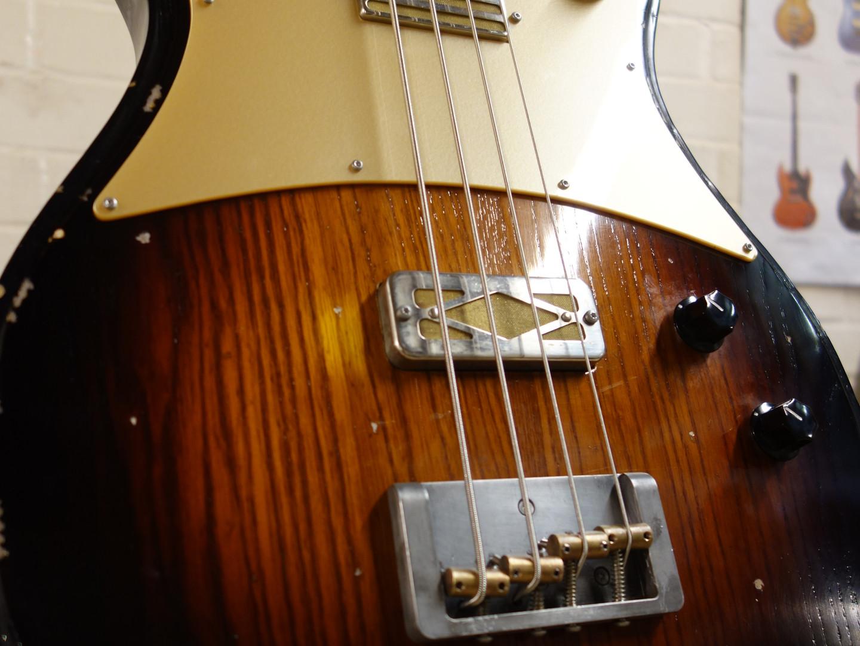 Fidelity Guitars - Thundermaker Bass (30
