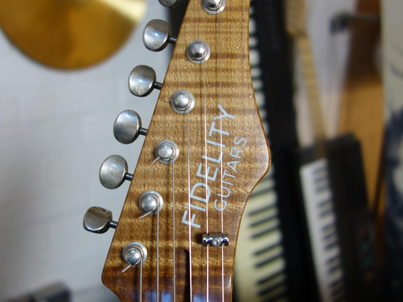 Fidelity Guitars - Double Standard 2019