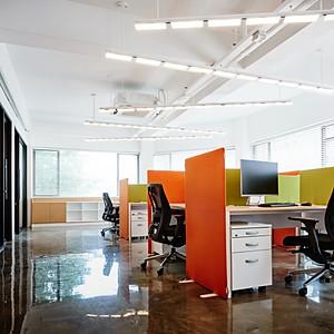 LG Chem OLED light office