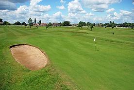 9th hole Masters Par 3 9 hole course