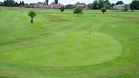 4th hole Masters Par 3 course