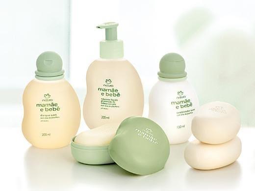 Cremas de mamá y bebé Natura