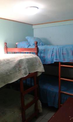 dormitorio camarote dj
