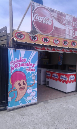 Minimarket Comercial Lingue