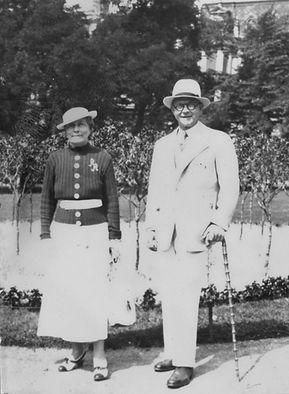 Adolf & Agnes Andersen