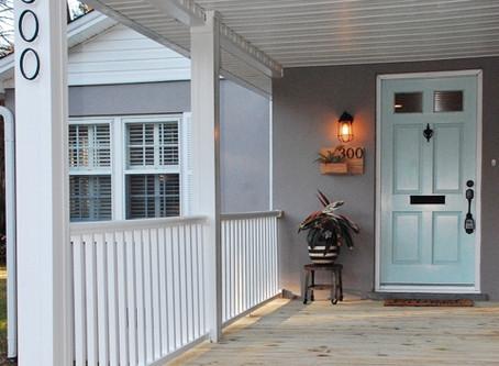 I like BIG porch and I cannot lie